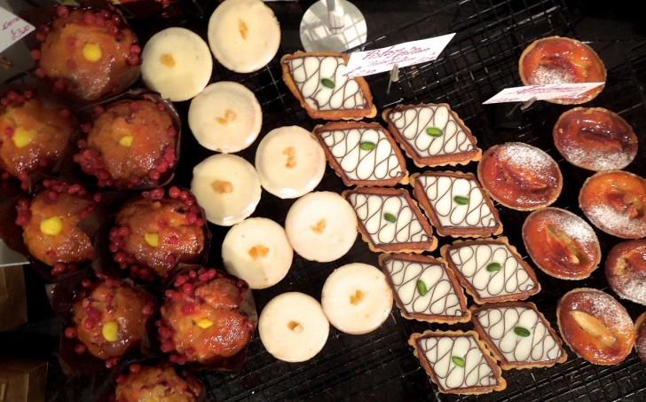 スウェーデン風焼き菓子たち