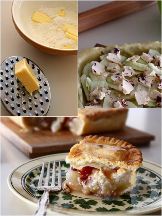 ペストリー自体に削ったチーズを加えたり、フィリングの中に加えることも。チーズの種類も様々です☆