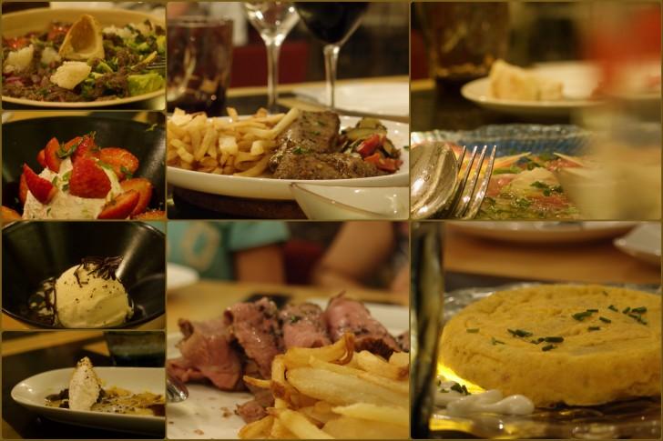 hide BLOG 006 Tenerife dinner
