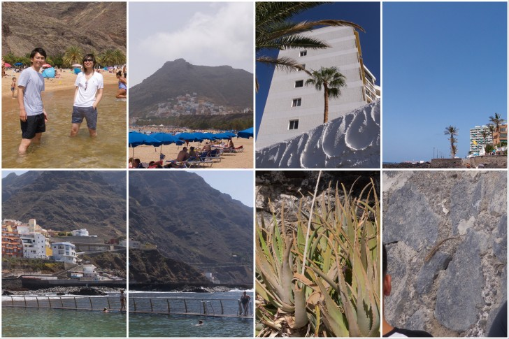 hide BLOG 006 Tenerife beach